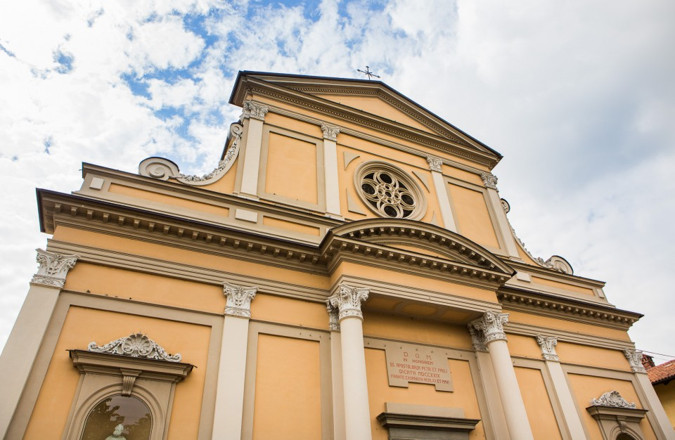 Battesimo chiesa di Pianezza