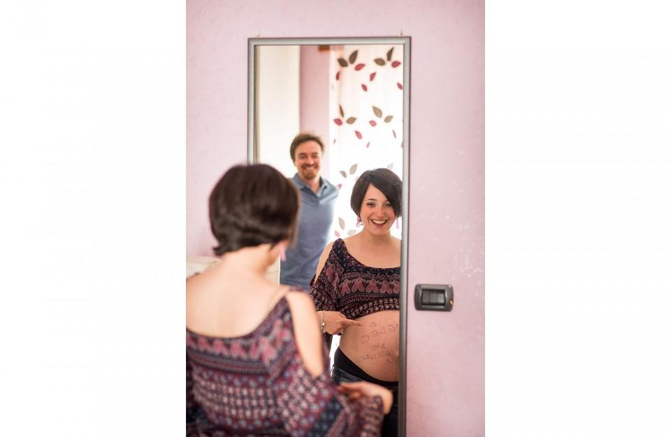 Foto dolce attesa gravidanza