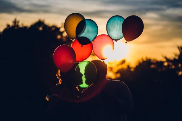 prematrimoniale palloncini Colle della Maddalena